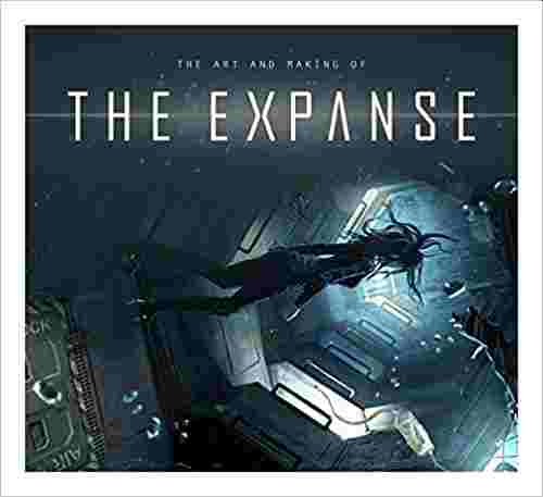 The Art and Making of The Expanse Hardcover