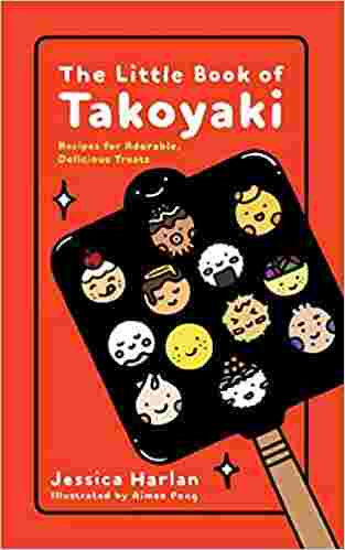 The Little Book of Takoyaki Paperback