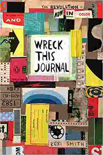 Wreck This Journal: Now in Colour Paperback