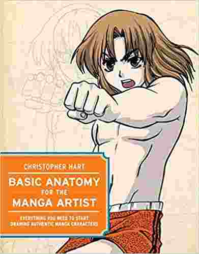 Basic Anatomy For The Manga Artist Paperback