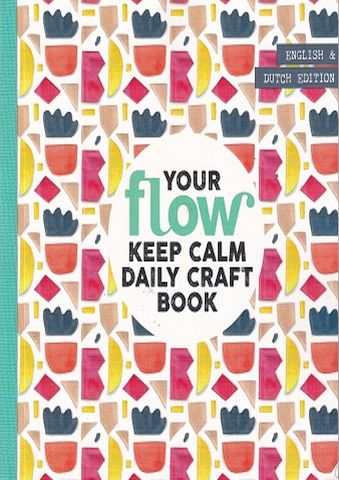 Flow Keep Calm Daily Craft Book