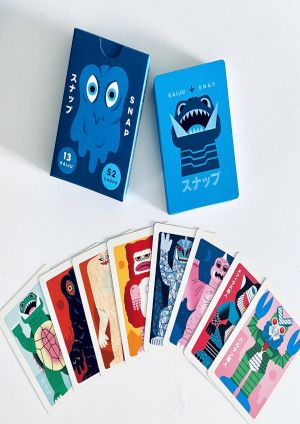 Kaiju Power Snap game