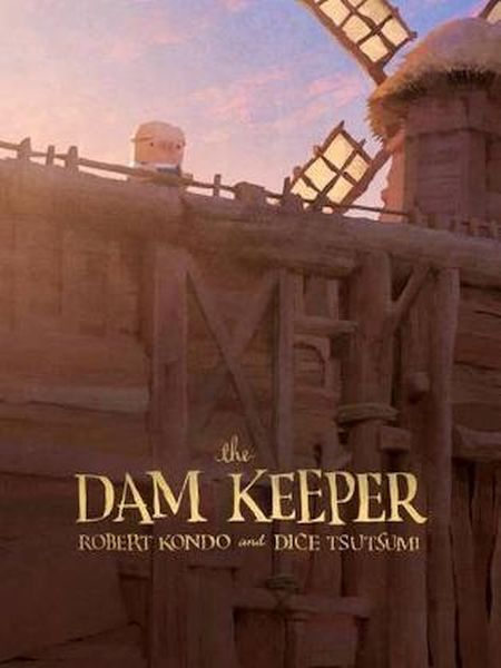 The Dam Keeper 2 Dice Tsutsumi