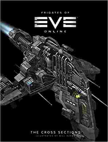 The Frigates of Eve Online (Hardcover)