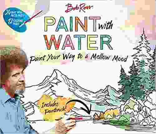 Bob Ross Paint with Water Paperback