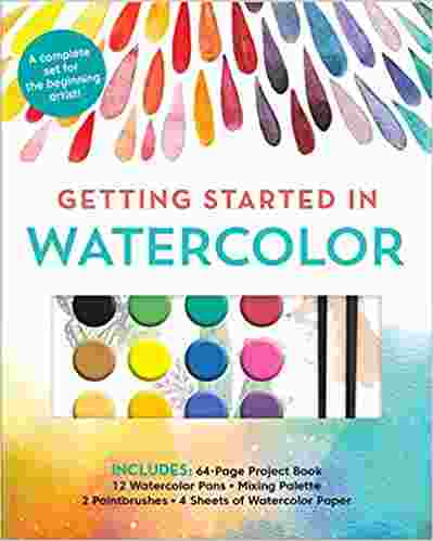 Getting Started in Watercolor Paperback