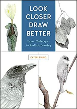 Look Closer, Draw Better : Expert Techniques for Realistic Drawing