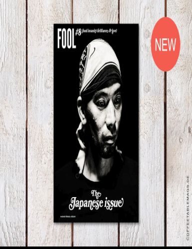 Fool – Number 08: The Japanese Issue