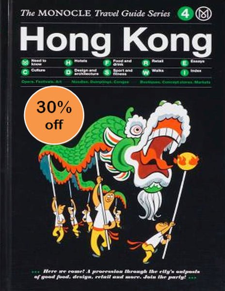 Monocle Travel Guides: Hong Kong