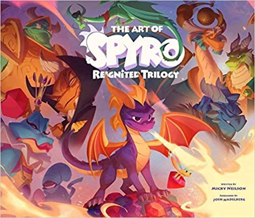 The Art of Spyro: Reignited Trilogy Hardcover