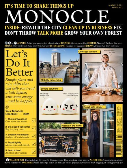 Monocle Issue 141 Mar 2021