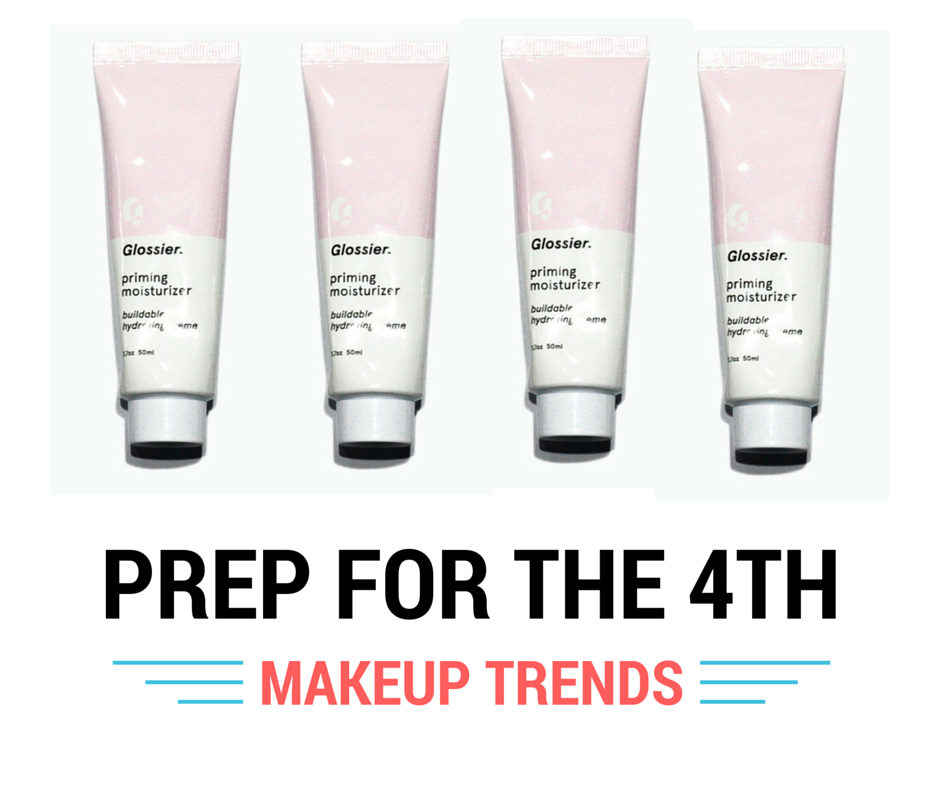 Prep for the Fourth:  Holiday Makeup Trends