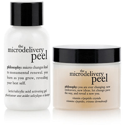 Philosophy – The Microdelivery Peel Review