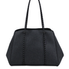 Double Dutch Tote / Charcoal