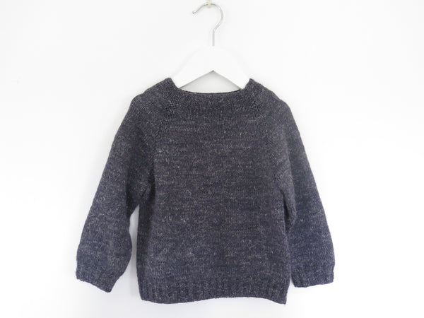 Klassisk sweater (kit) - Majlunds.dk