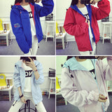 CANDY COLOR TWO-SIDED JACKET