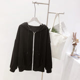 SlogPith SIDE STRIPED HOODED JACKETS