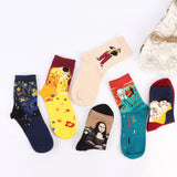 IUYZW ART SOCKS