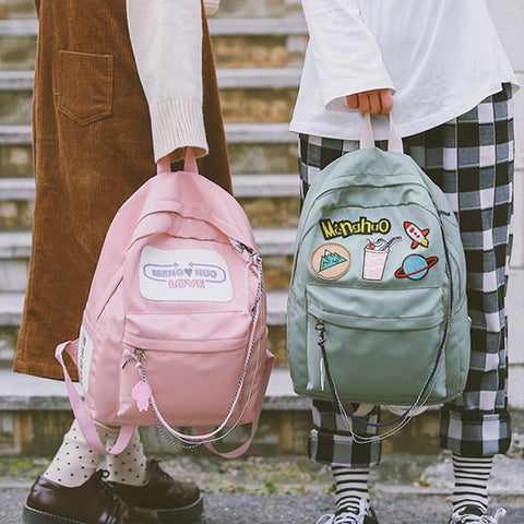 SCHOOL STYLE BACKPACKS