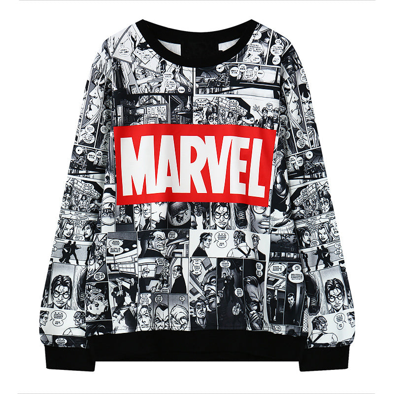 MARVEL SWEATERS