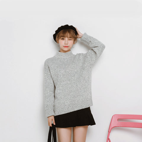 4 COLORS SCHOOL STYLE SWEATERS