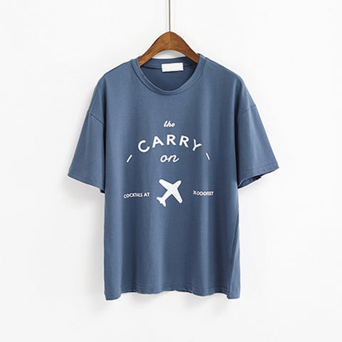 CARRY AIRCRAFT TOP