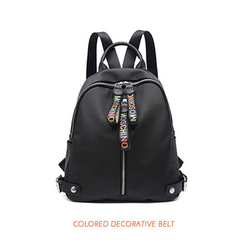 3 COLORS STUDENT CAMPUS FASHION CASUAL BACKPACKS