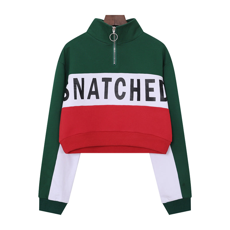 """SNATCHED"" SWEATERS"