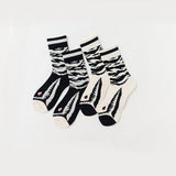 SlogPith RETRO SHARK COTTON SOCKS