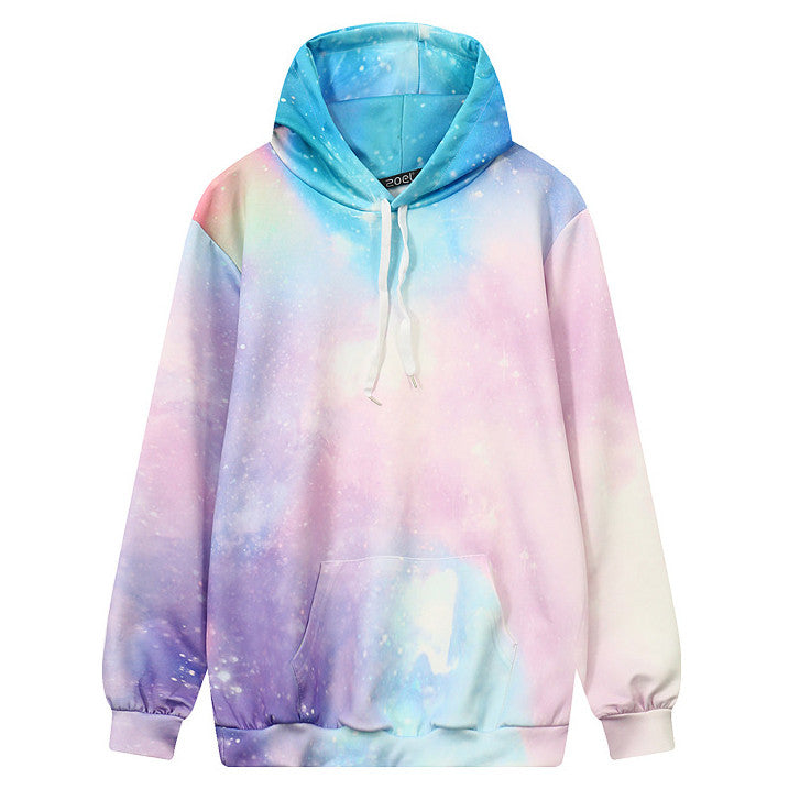 IUYZW COLORFUL SKY SWEATERS
