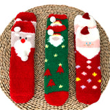 IUYZW CHRISTMAS KEEP WARM SOCKS