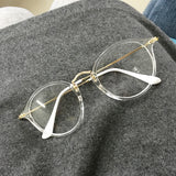 IUYZW VINTAGE METAL GLASSES