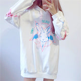 DEMON BUNNY SWEATER