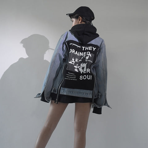 SOUL DENIM JACKET