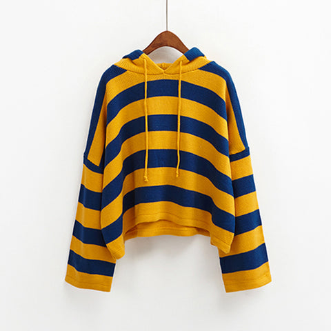 STRIPE SWEATERS