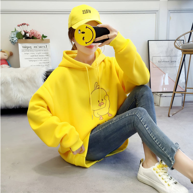 "SlogPith ""LITTLE YELLOW DUCK"" SWEATERS"