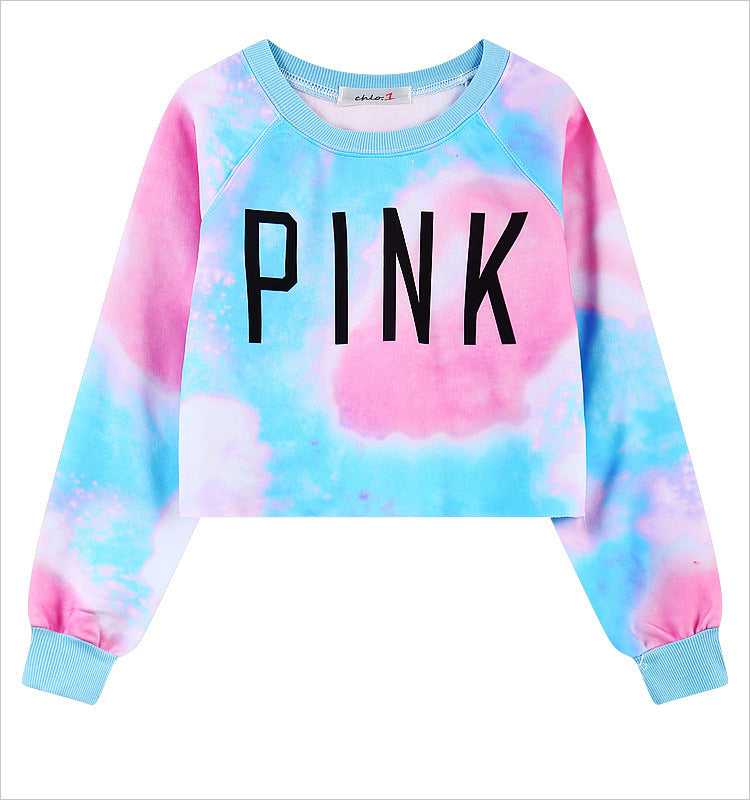 IUYZW COLORFUL PINK SWEATERS