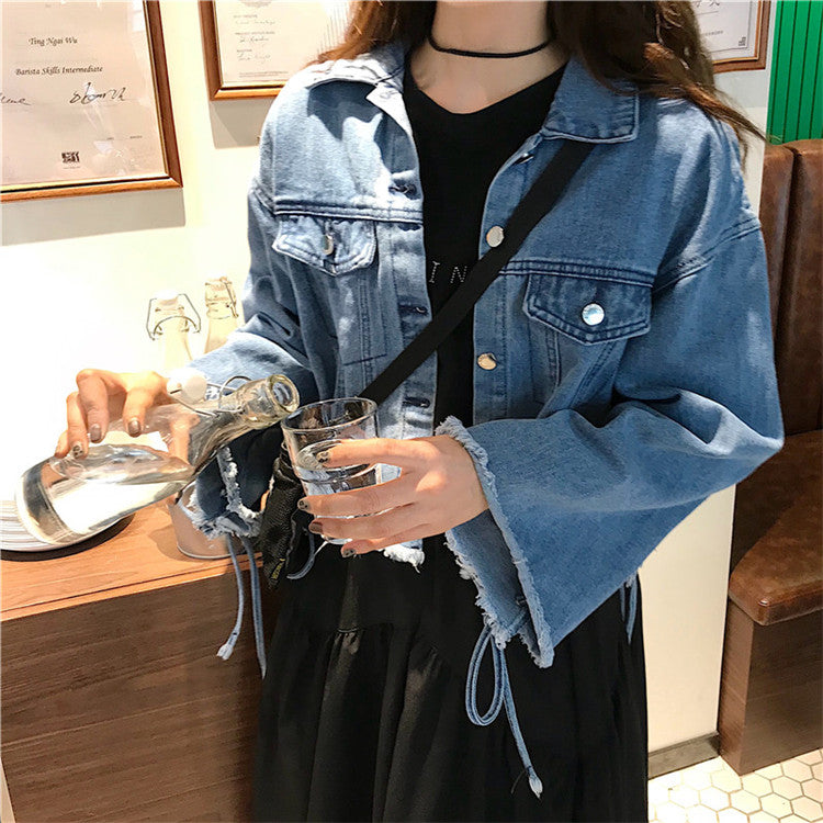 SlogPith DENIM JACKETS