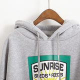 """SUNRISE"" LOOSE THICKENED HOODED SWEATERS"