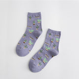 SlogPith CACTUS COTTON SOCKS