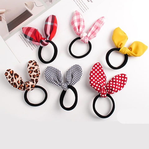 IUYZW RABBIT EARS HAIR RING