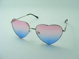 SlogPith HEART-SHAPED SUNGLASSES