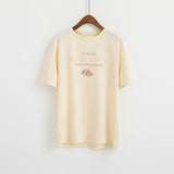 "THE SPECIAL ""ROSE CLUB"" SHORT SLEEVE TOPS"