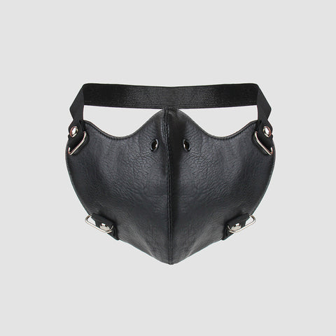 IUYZW SMOOTH LEATHER MASKS