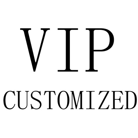 Vip Customized Logo Product
