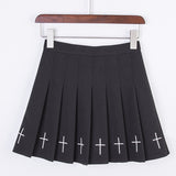 IUYZW HARAJUKU COLLEGE STYLE PLEATED SKIRTS