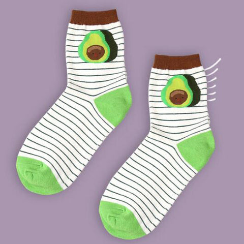 IUYZW AVOCADO SOCKS