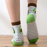 SlogPith AVOCADO SOCKS