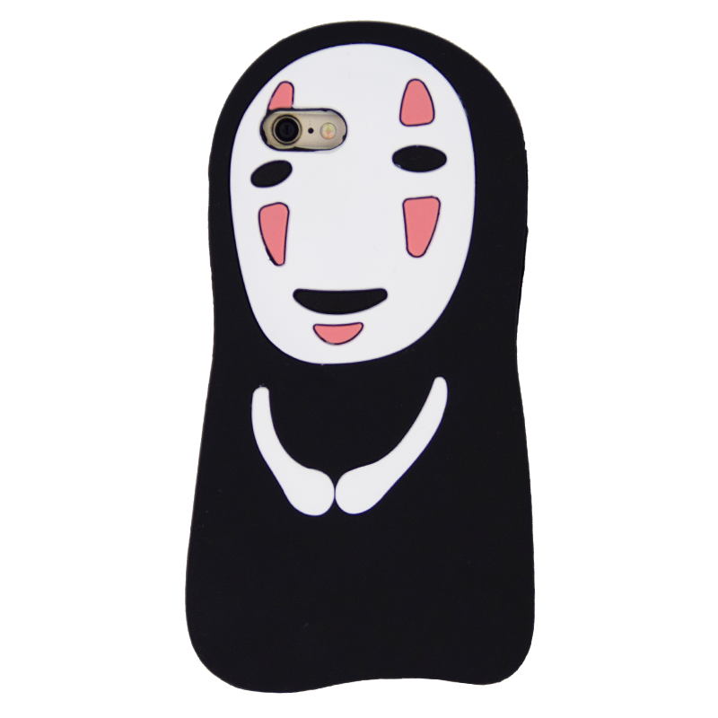 SlogPith NO FACE MAN CASE