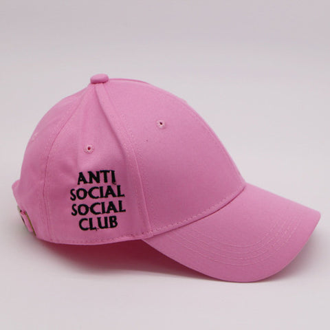 IUYZW ANTI SOCIAL SOCIAL CLUB CAPS